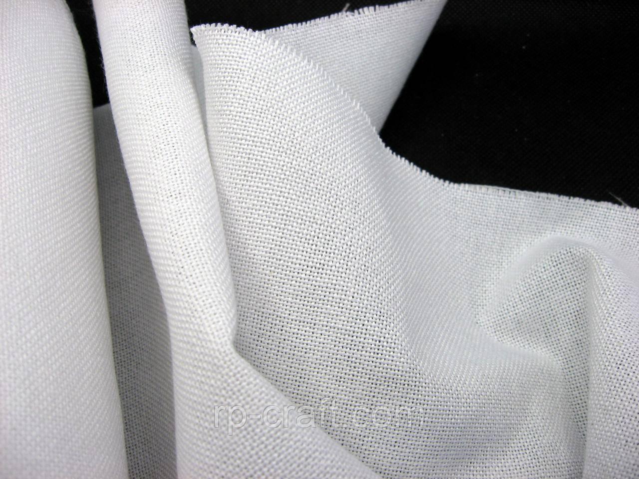 Рушникове полотно. Біле. Ширина 37 см