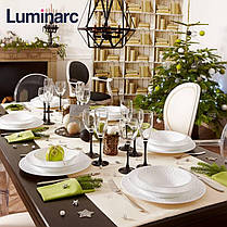 Набор бокалов для шампанского Luminarc Domino 170 мл 6 шт H8167, фото 3