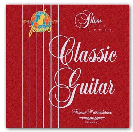 FRAMUS 49350 CLASSIC GUITAR HIGH TENSION  Струны для классической гитары с сильным натяжением, фото 2