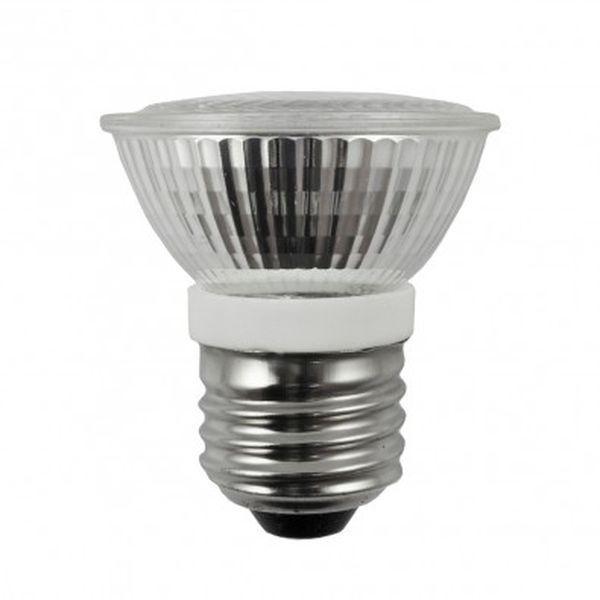 Лампа галогенная с отражателем 220v - 50w DELUX MR16 36° Е27