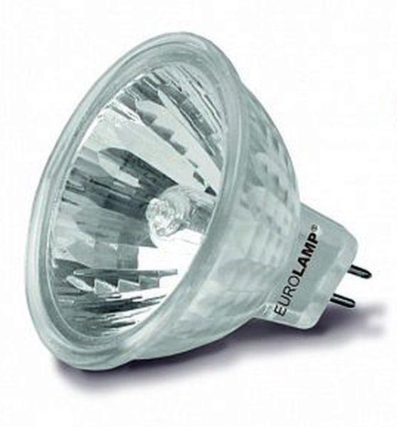 Лампа галогенная с отражателем 230v - 35w EUROLAMP MR11 G4