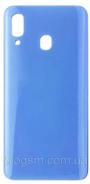 Задняя часть корпуса Samsung Galaxy A40 2019 SM-A405 Blue