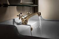 Змішувачі для умивальника і ванни серія Cuthna Imprese