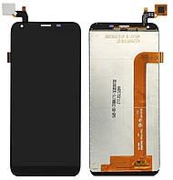 Дисплей + Touchscreen (модуль) для Oukitel K5 Чорний