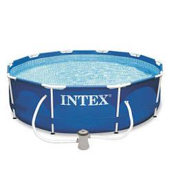 Каркасный бассейн Intex 28202, круглый
