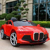 Детский легковой электромобиль Tilly BMW (красный цвет) с дистанционным пультом управления
