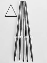 Надфиль по металлу трёхгранный