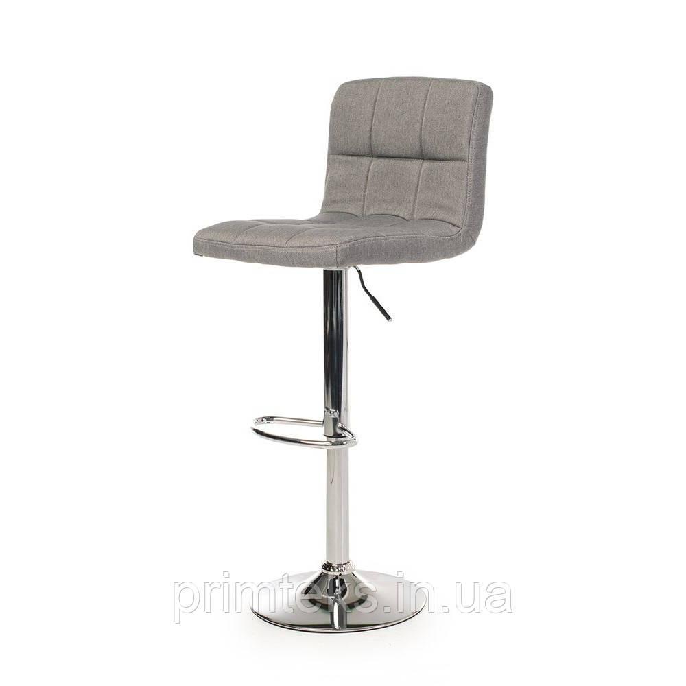 Барный стул B-40 серый