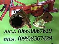 Переходник вала карданного с 6 на 8 шлицов c креплением защелкой, фото 1