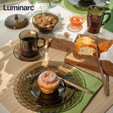 Кружка дымчатая Luminarc Fume 250м H9184, фото 2
