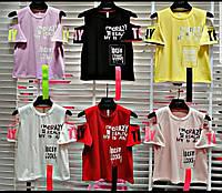 Футболки для девочек 140-176 рост