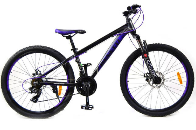 Горный алюминиевый велосипед Benetti МТВ 26 Арех DD 2020 Al, фото 2