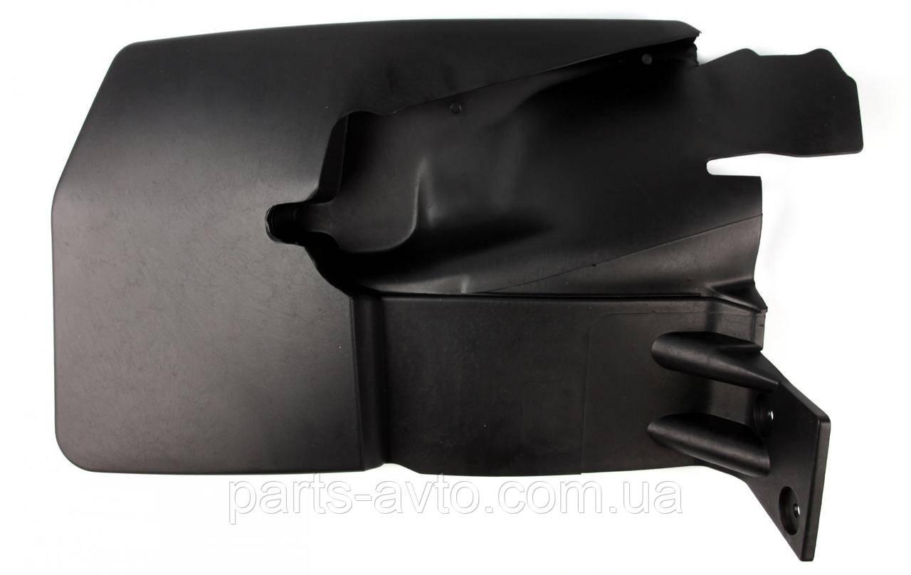 Брызговик задний левый Mercedes Sprinter/ VW Crafter 06- (однокатковый)  SOLGY 304027, 9068820204