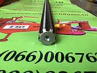 Шлицевая часть карданного вала 6 шлицов