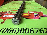 Шлицевая частина карданного валу на 8 шліців, фото 1