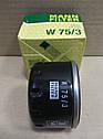 Масляный фильтр Renault Megane 3 1.6 16V (Mann W75/3)(высокое качество), фото 3