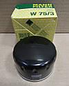 Масляный фильтр Renault Fluence 1.6 16V (Mann W75/3)(высокое качество), фото 2