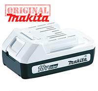 Аккумулятор шуруповерта Makita 18 V BL1813G Li-Ion 1.3 А/ч DF457DWE