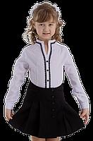 Школьная блузка для девочки Школьная форма для девочек ПромАтельеСервис Украины Камилла