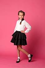 Школьная рубашка для девочки Школьная форма для девочек BAEL Украины сурфинии 140