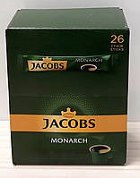 Кофе растворимый Jacobs Monarch в стиках 26 х 1,8 г