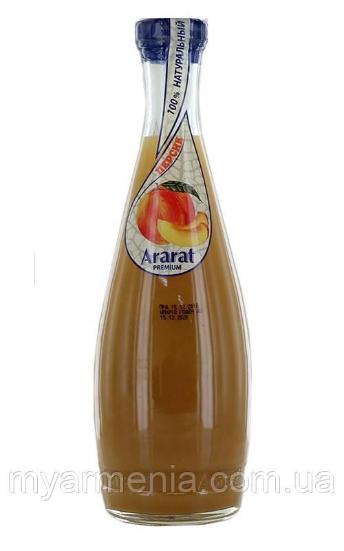 """Армянский Нектар Персиковый """"Ararat Premium"""" 0.75л"""