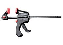 Струбцина універсальна F-образна, 150 Х 265 Х 45 мм, пластмасовий корпус MTX 205619