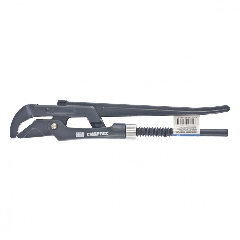 Ключ трубный рычажный КТР-0 СИБРТЕХ 15769