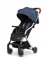 Прогулочная детская коляска Euro-Cart Spin, синий