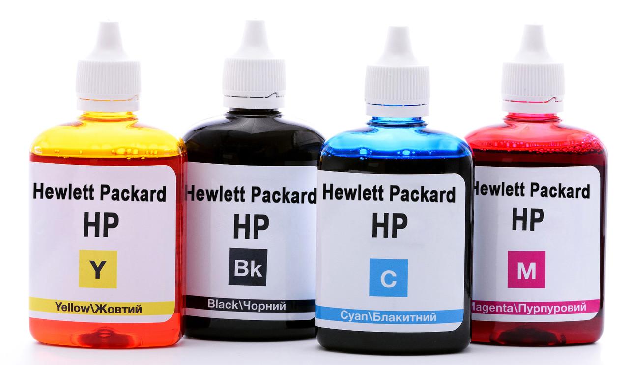 Чорнило для Hewlett Packard HP Officejet J5520