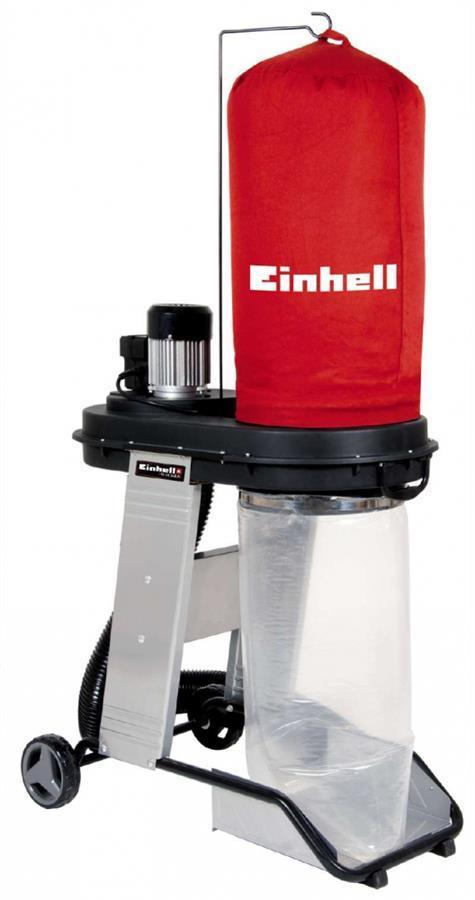 Пылесос Einhell TE-VE 550 A промышленный для сбора стружки