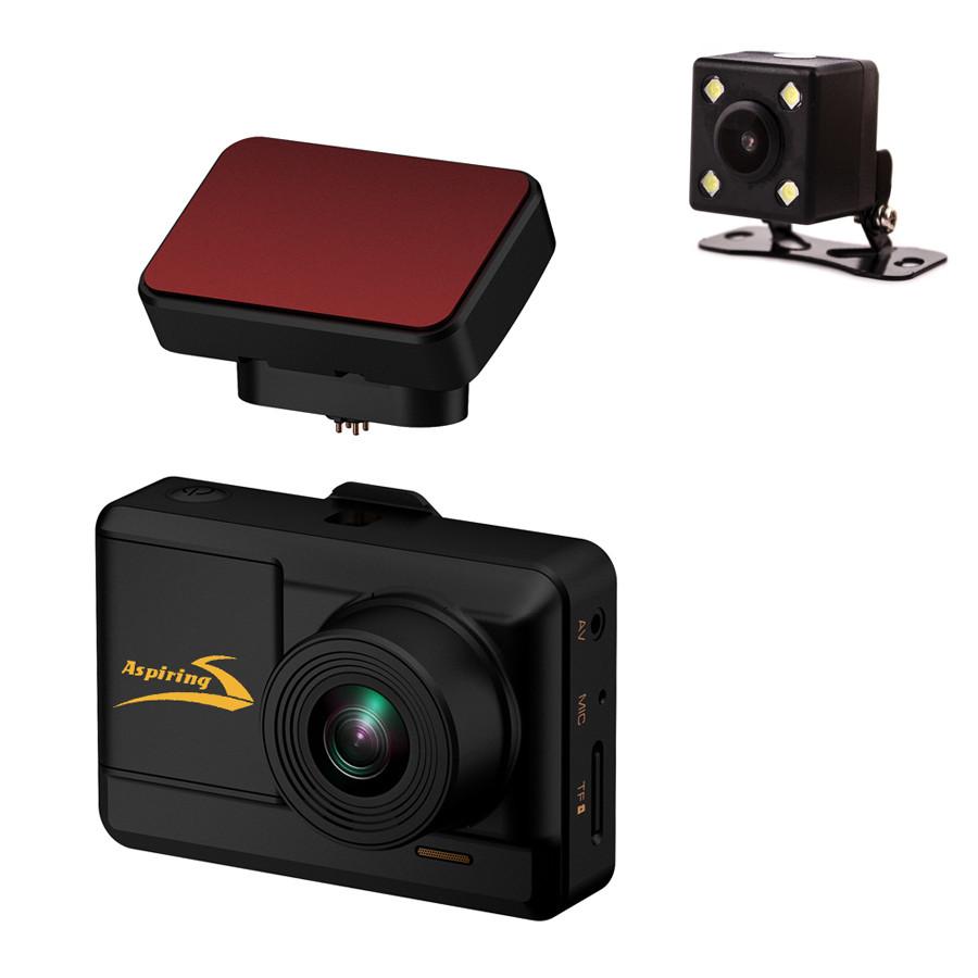 Видеорегистратор Aspiring Alibi 5 FHD 1080p WiFi,GPS,WDR