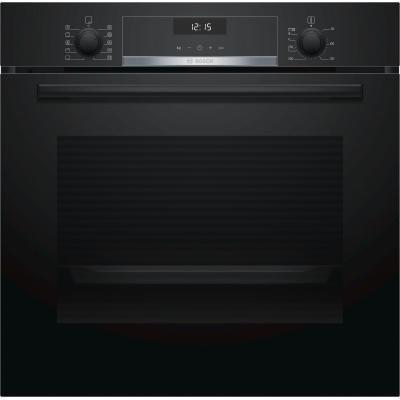 Духовой шкаф Bosch HBA5370B00 - Ш-60 см./утоплюємі перемикачі/71 л./дисплей/чорний