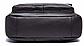 Сумка через плечо из кожи Vintage 20022 Коричневая, Коричневый, фото 5