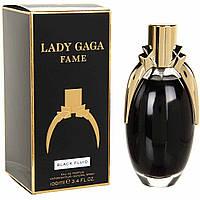 Женская парфюмированная вода Lady Gaga Fame Black Fluid