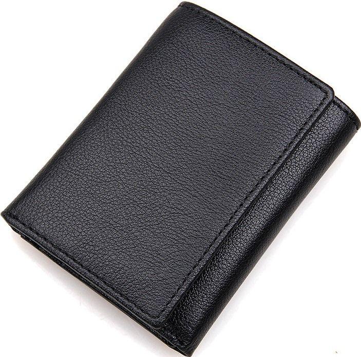 Кошелек Vintage 14456 Черный, Черный