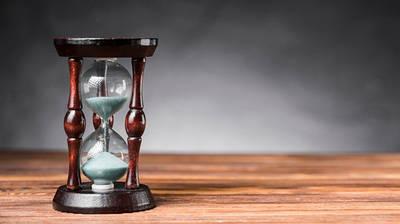 Пісочні годинники і картини