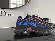 Женские кроссовки Nike Air Max Plus Miami Vice Black/Blue/Pink C12368-001, фото 2