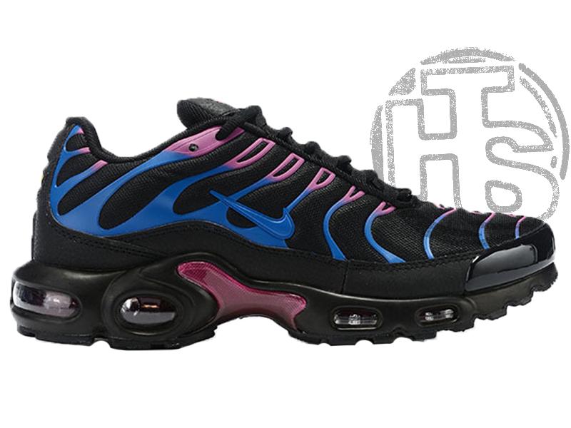 Женские кроссовки Nike Air Max Plus Miami Vice Black/Blue/Pink C12368-001