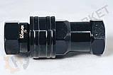 """Быстросъемные муфты (3/4"""" дюйма) (груша для гидроцилиндра), фото 5"""