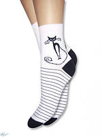 Демисезонные носки женские