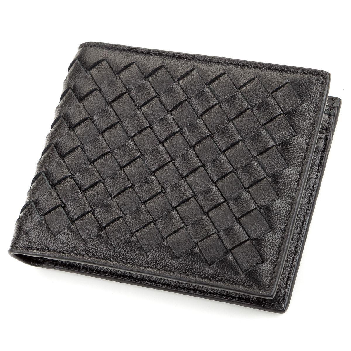 Кошелек мужской Tony Bellucci 17215 кожаный Черный, Черный