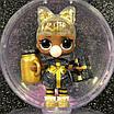 Кукла Подарочек LOL Surprise Winter Disco Globe - Prezzie Лол Сюрприз Оригинал, фото 3