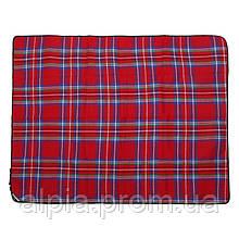 Пикниковый коврик KingCamp Picnik Blanket, красный