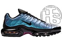 Nike Air Max Plus Black-Laser Fuchsia
