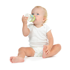 Вода детская питьевая
