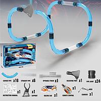 Трубопроводный автотрек   Игровой конструктор