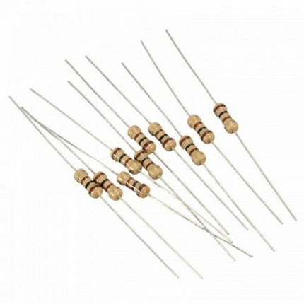 Резистор 0,125W 10 Ом (10шт), фото 2
