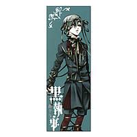 Магнит Тёмный дворецкий   Kuroshitsuji