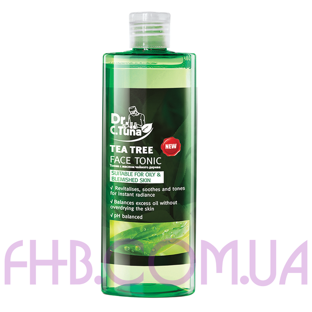 Dr. C. Tuna Tea Tree Face Tonic 225 мл